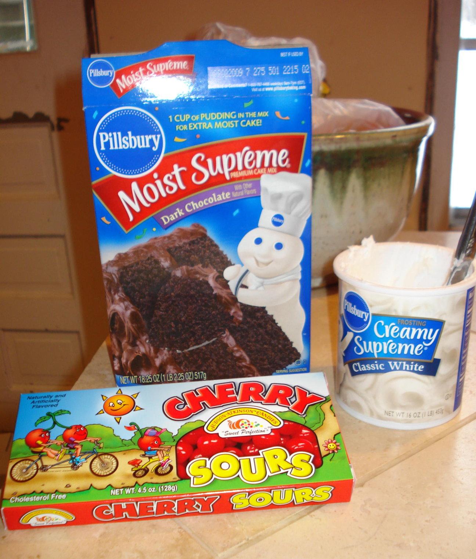 Pillsbury Classic White Cake Recipes