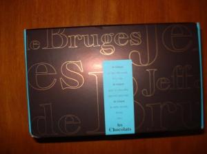Jeff de Bruges les Chocolats - label