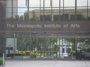 Minneapolis Institute of Arts, Minneapolis, MN, August 2, 2008