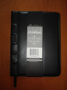 New Journal - 400 blank pages