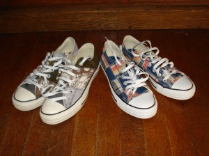 Argentinian Daughter's Converse