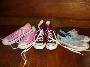 Daughter's Converse