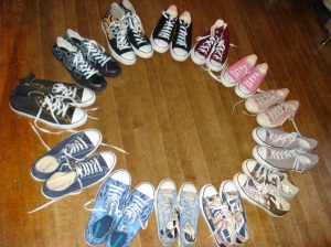 Daughter's Circle of Converse