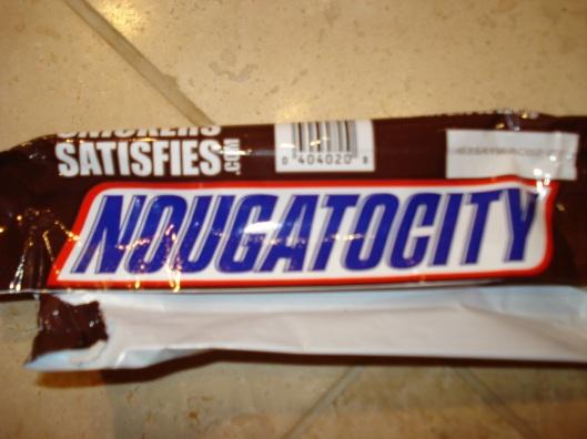 Snickers Nougatocity