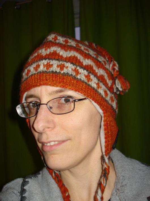 Peruvian Flute BAnd Hat