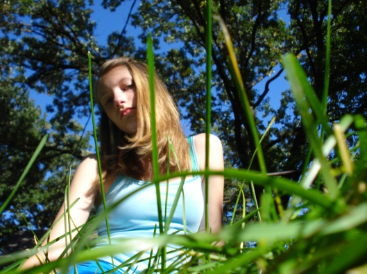 Daughter in the Grass