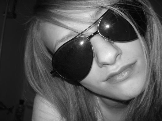 Daughter in Sunglasses