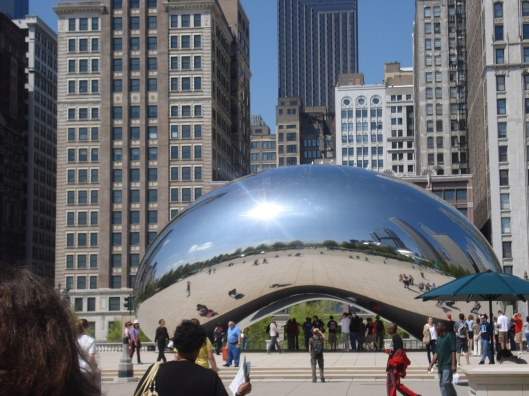 Cloud Gate (The Bean) by Anish Kapoor
