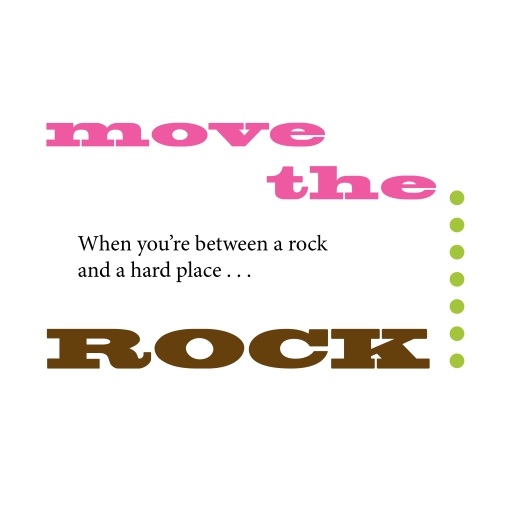 Move the Rock T-Shirt Design