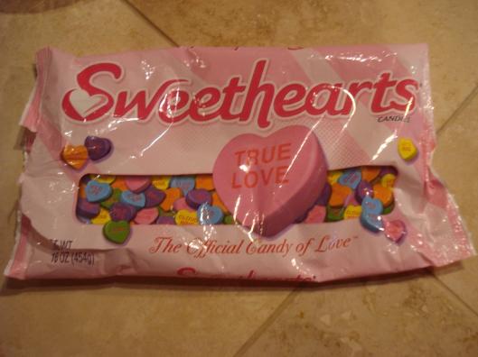 Bag of Sweethearts, January 24, 2010