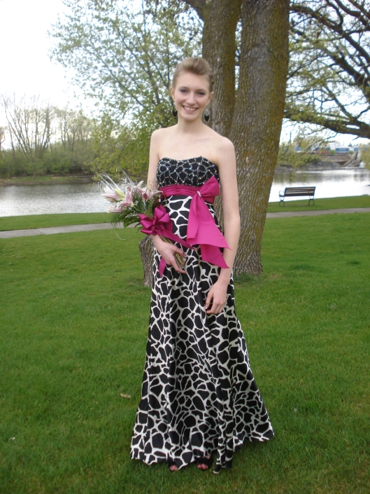Daughter, Prom 2010