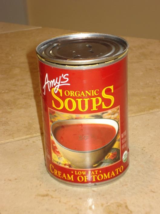 Amy's Organic Cream of Tomato Soup