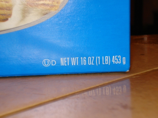Quaker Oatmeal Squares - 24 oz. box, May 2011
