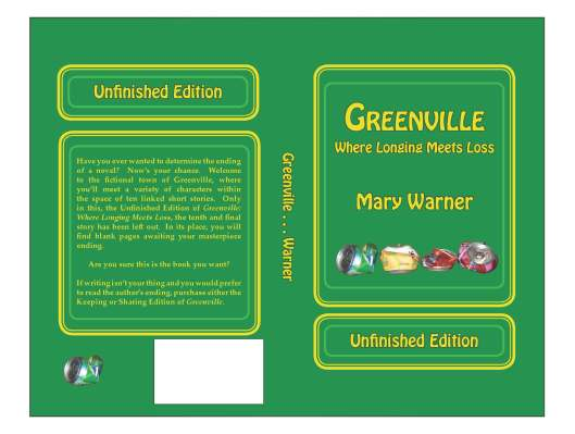 Greenville, Unfinished Edition - Amazon Version