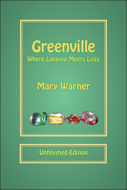 Front Cover, Greenville, Unfinished Edition - CafePress