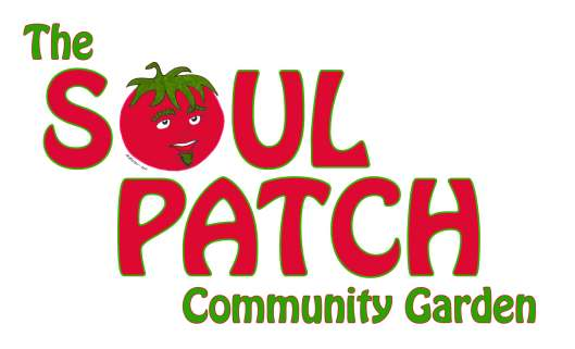 The Soul Patch Community Garden sign, final version (I think!), June 27, 2011.