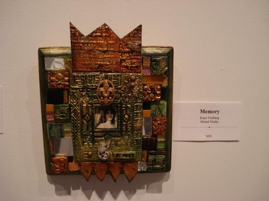 Memory by Kaye Freiberg.