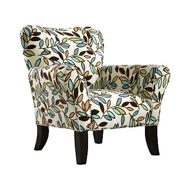 Kirby Lapis Classic Chair from Hom Furniture, August 2012