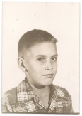John Rasmussen, 1954